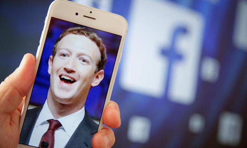 'It's time for Mark Zuckerberg to stop hiding behind his Facebook page,' a Conservative politician said.
