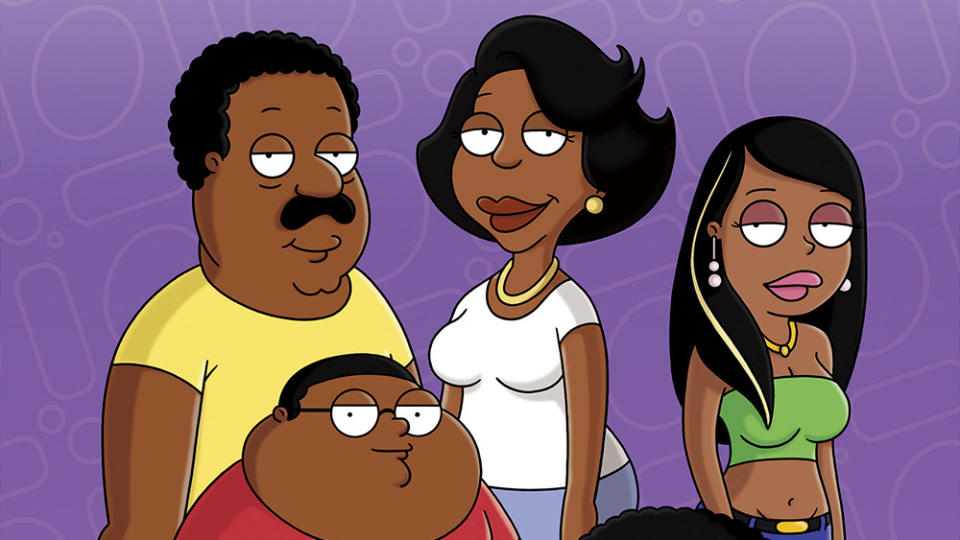 'The Cleveland Show'. (Credit: Fox)