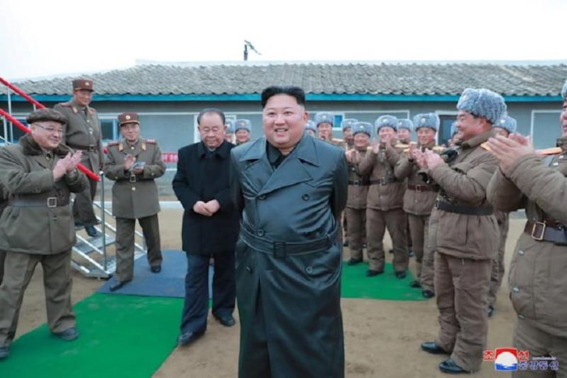 North Korea's Kim Jong Un Urges 'Positive and Offensive' Security Measures at Key Party Meeting