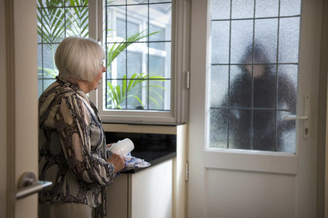 The move, which is supported by Cornwall Council's Trading Standards team and Devon and Cornwall Police, follows a crackdown on criminals who trick their way into vulnerable people's homes. (Getty)
