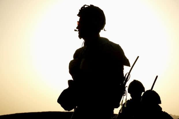 DND denies it has used psychological warfare techniques, honed during the Afghan war, on Canadians. However, the line between psychological warfare and information operation campaigns has become increasingly blurred over the last few years.    (Murray Brewster/The Canadian Press - image credit)