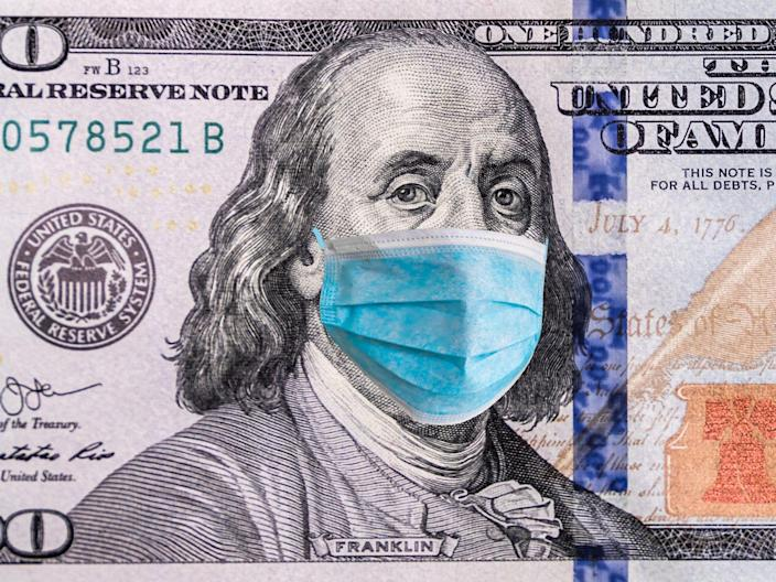 Money changes hands so much that it inevitably picks up pathogens along the way.