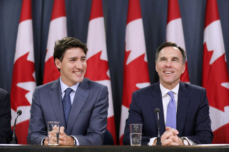 Trudeau looks to hit parliamentary reset amid WE Charity controversy