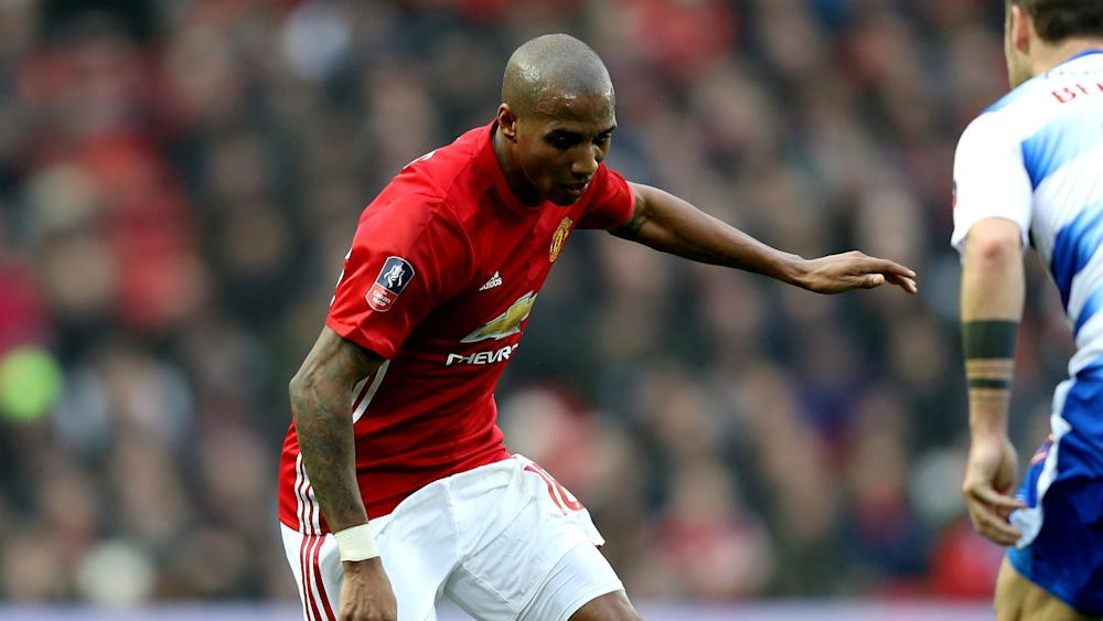 Ashley Young Manchester United