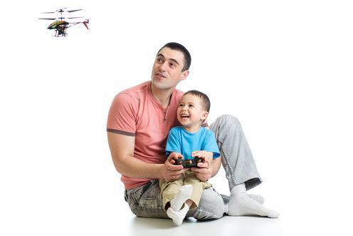 """<span class=""""caption"""">Do you have to choose between independence and attachment?</span> <span class=""""attribution""""><a class=""""link rapid-noclick-resp"""" href=""""https://www.shutterstock.com/image-photo/father-son-playing-rc-helicopter-toy-190385681?src=gjVeNLtZl6LEEqplL9GjGA-1-43"""" rel=""""nofollow noopener"""" target=""""_blank"""" data-ylk=""""slk:Oksana Kuzmina/Shutterstock"""">Oksana Kuzmina/Shutterstock</a></span>"""
