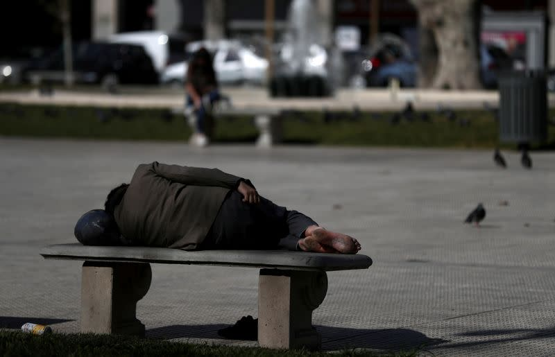 Poverty batters almost half of Argentines due to crisis plus pandemic - researchers