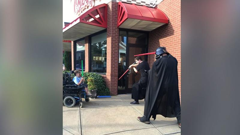Mom Thanks Chick-fil-A Employees Who Played With Son When Others Refused