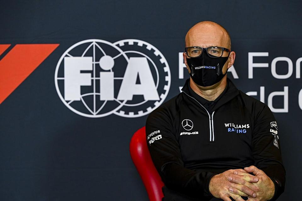 Acting Williams F1 boss tests positive for COVID-19