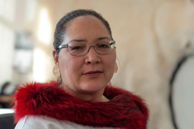 Aluki Kotierk, president of Nunavut Tunngavik Inc., said her group is concerned that a change making Inuit organizations responsible for collecting taxes on Inuit-owned land will make the Inuit organizations liable for unpaid taxes from mining companies.  (Kieran Oudshoorn/CBC - image credit)
