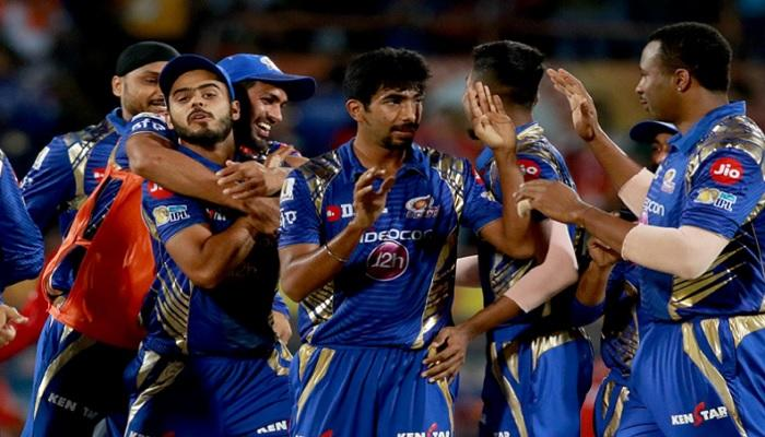 IPL 2017: Mumbai beat Gujarat in thrilling clash
