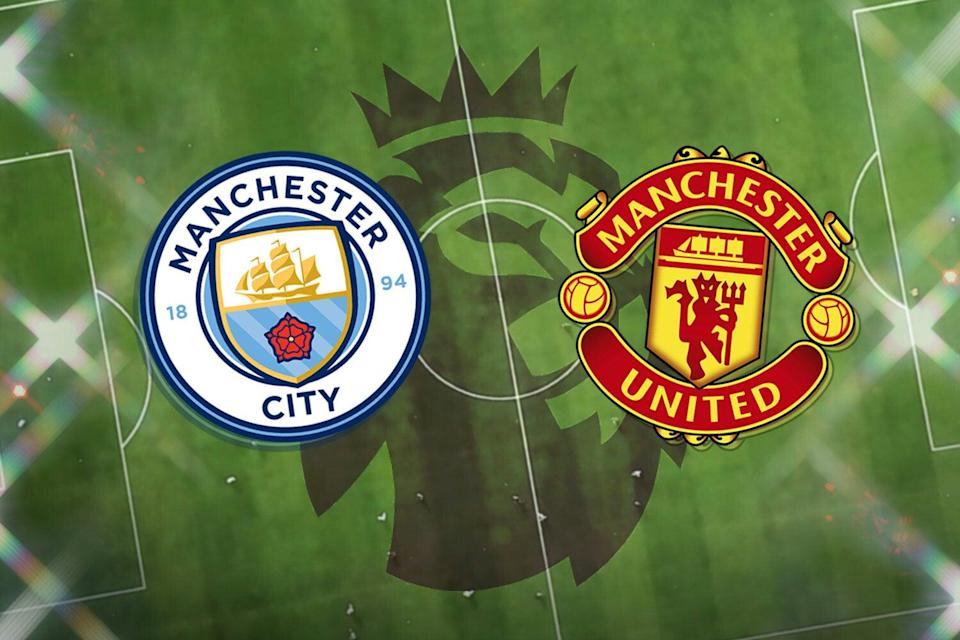 <p>A Manchester derby awaits this weekend</p> (ES Composite)