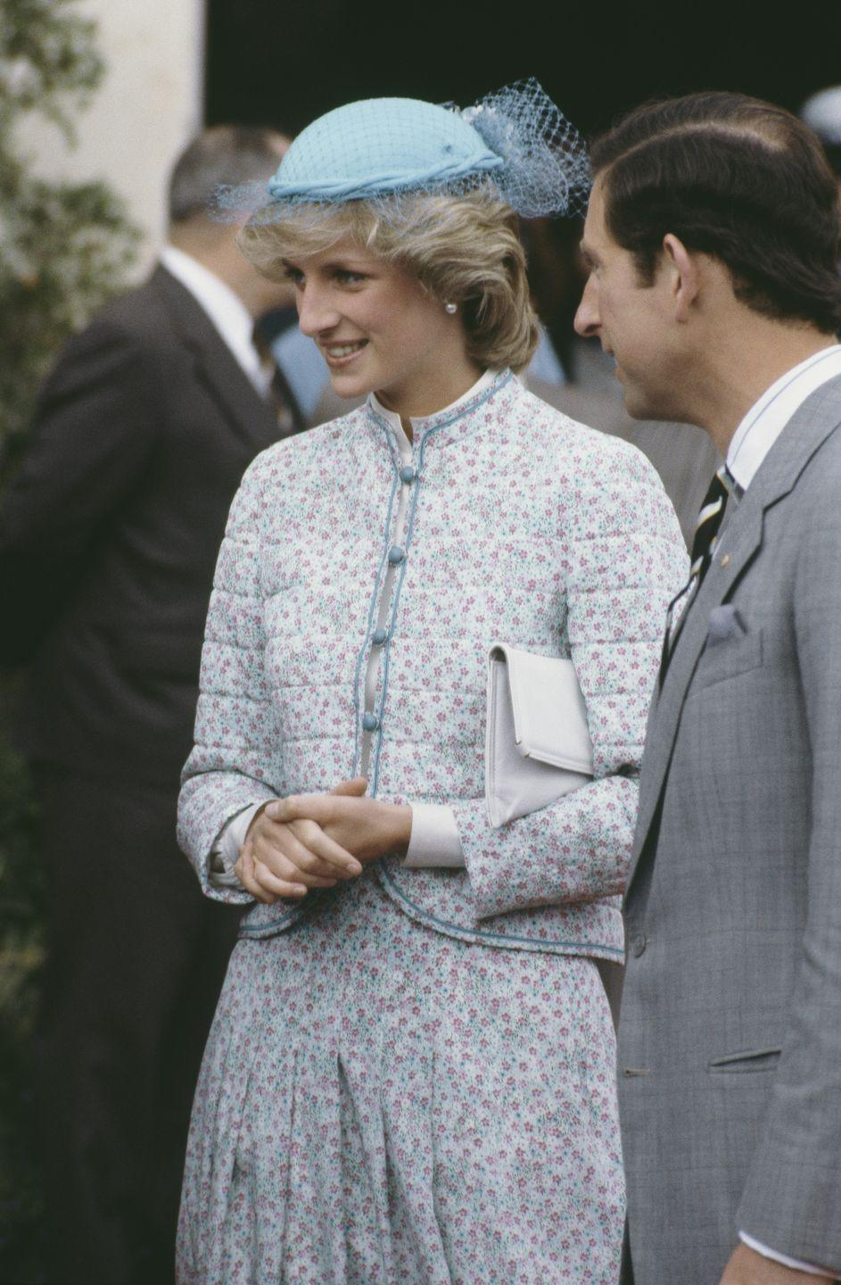 <p>Loving that Diana is essentially just wearing a straight-up quilt here. </p>