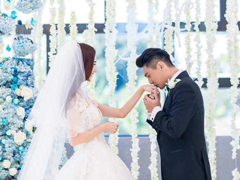 Ken Zhu to wife: My life, my everything is yours