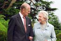 "<p>And so began what would be the longest royal marriage in Britain's history, a unique and solid union that lasted until <a href=""https://www.popsugar.com/celebrity/prince-philip-dead-44692510"" class=""link rapid-noclick-resp"" rel=""nofollow noopener"" target=""_blank"" data-ylk=""slk:Philip's death"">Philip's death</a> this month. </p> <p>Broadlands, though it wasn't the easiest start to their honeymoon, was still a special destination. Elizabeth and Philip returned in 2007 to mark their sixtieth anniversary, taking pictures together in the same place as in 1947.</p>"