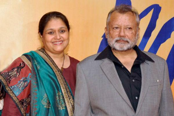 7. Pankaj Kapur & Supriya Pathak<br><br>This is another couple that has always managed to wow the audience with  their performances. Supriya is the 2nd wife of Pankaj. They were paired  together in 'Dharm' which was much appreciated by everyone.<br>