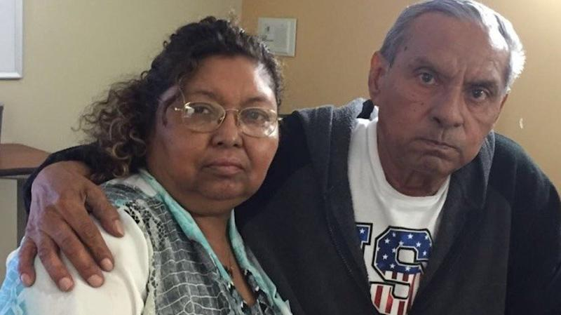 Maria Elena Hernandez, a 58-year-old immigrant from Nicaragua, has lived legally in the United States for 19 years.