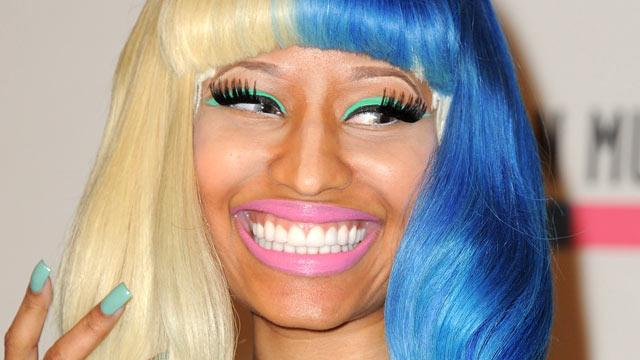 Nicki Minaj, Charlie Sheen Top Searches for Celeb Costumes
