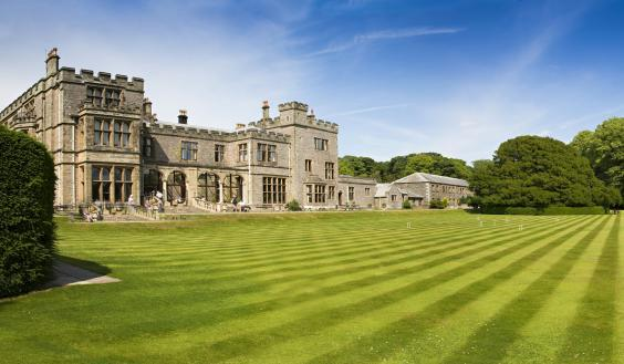 Lush exteriors are bound to impress at Armaithwaite Hall (Armaithwaite Hall)
