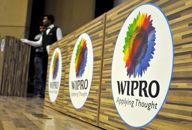 wipro share price, wipro stock recommendation, wipro management interaction, wipro analysis, wipro revenues, wipro acquisition, wipro top management