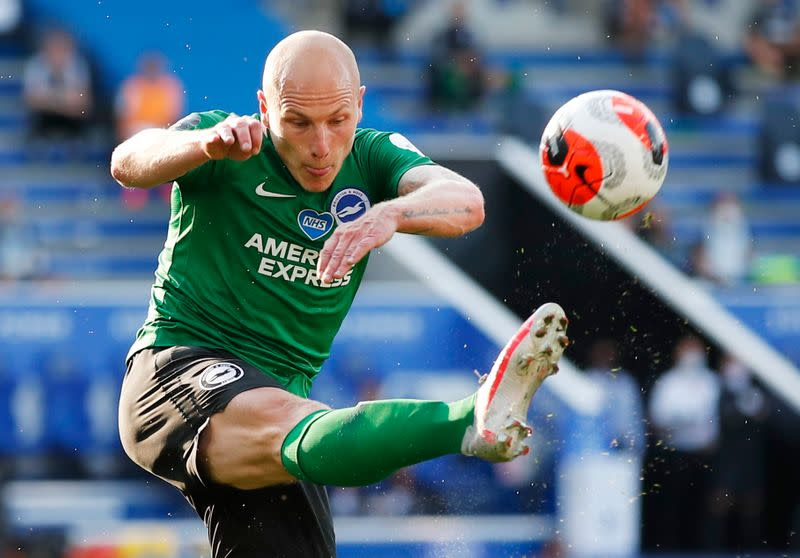 Australia midfielder Mooy to join Shanghai SIPG from Brighton