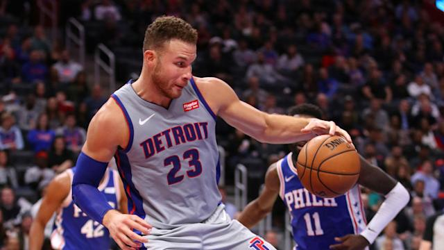 The Detroit Pistons are set to be without Blake Griffin for the rest of the season after he underwent knee surgery.