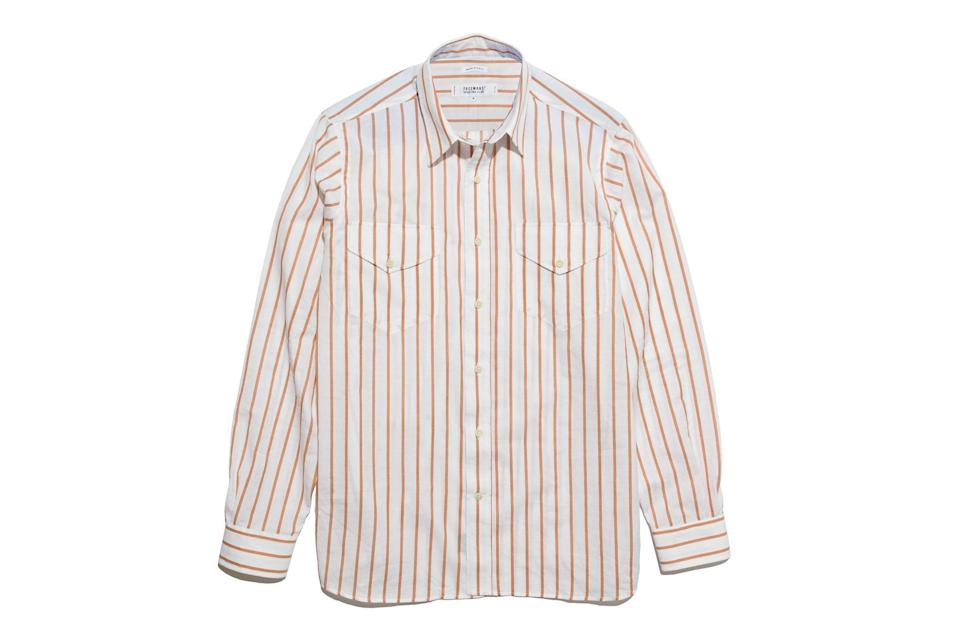 "$220, Huckberry. <a href=""https://huckberry.com/store/freemans-sporting-club/category/p/61108-rust-stripe-lsbd"" rel=""nofollow noopener"" target=""_blank"" data-ylk=""slk:Get it now!"" class=""link rapid-noclick-resp"">Get it now!</a>"