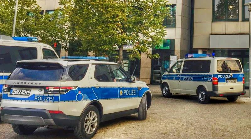 Police investigates meatpacking industry businesses in Germany