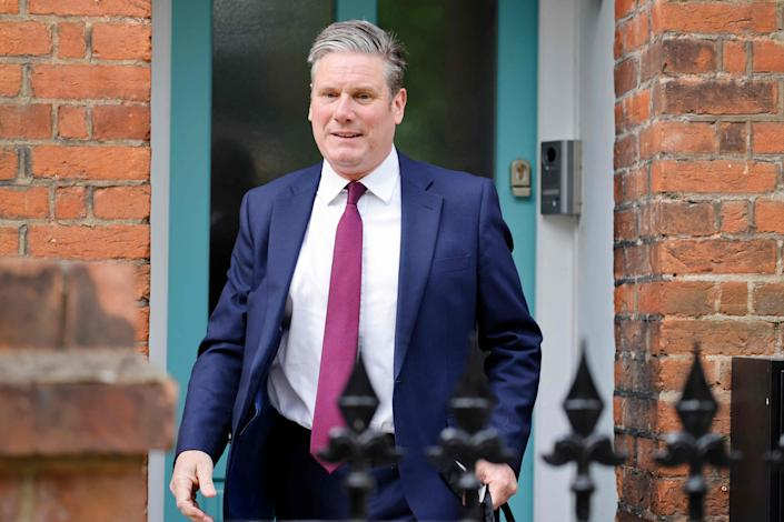 <p>Keir Starmer and the Labour Party must focus on the bigger picture for any hope of success</p> (AFP via Getty Images)
