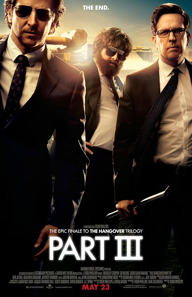 "Warner Bros, Pictures' ""The Hangover Part III"" - 2013"