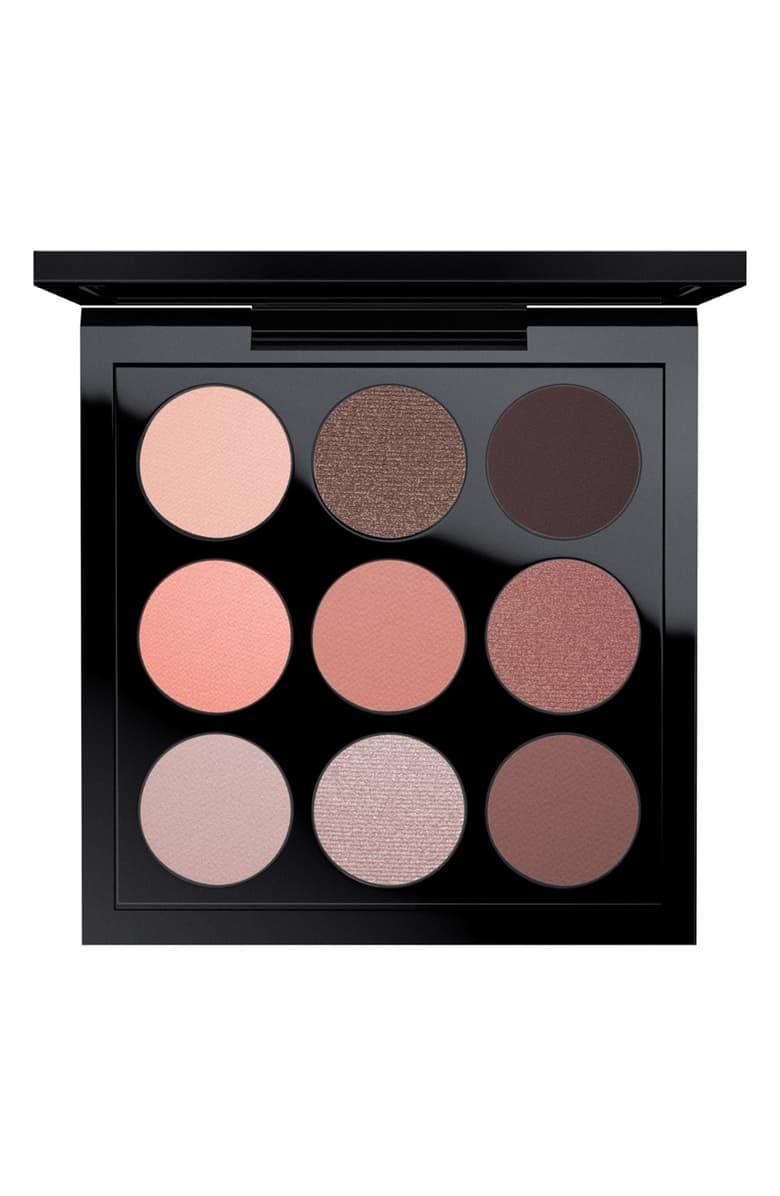 <p>There are so many looks they can create with this versatile <span>MAC Times Nine Eyeshadow Palette</span> ($27, originally $32).</p>