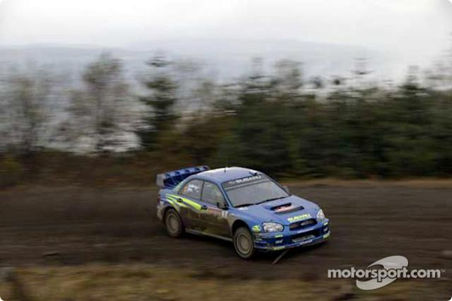 "Petter Solberg-Philip Mills (2003) <span class=""copyright"">WRC McKlein</span>"