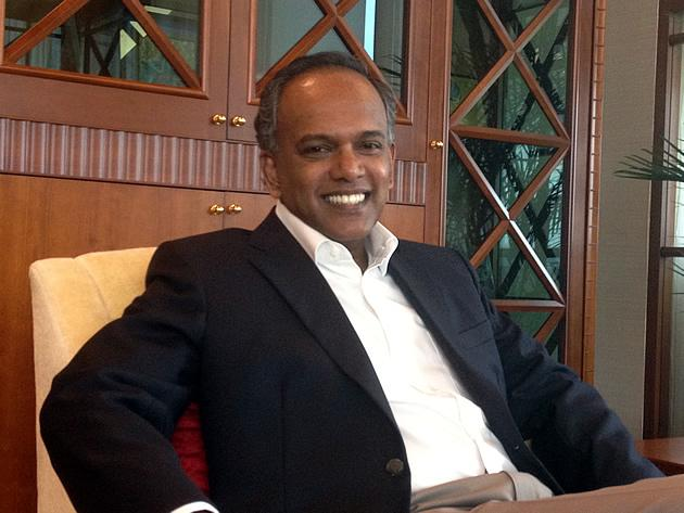 Y! Exclusive: Law Minister K Shanmugam on the ISA