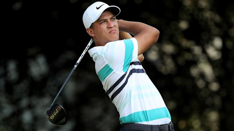 Champ grouped with Haas, Armour at Sanderson