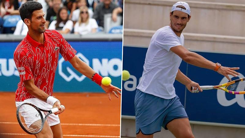 How to Watch Novak Djokovic vs Rafael Nadal, French Open 2020 Final Live Streaming Online in India? Get Free Live Telecast of Tennis Match on TV