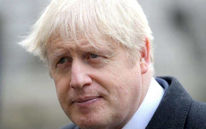 Boris Johnson will re-insert the clauses removed from the Bill by the Lords - Reuters