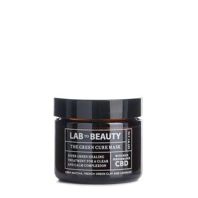 """<h2>Lab To Beauty Green Cure Mask</h2> <br>This mask is super soothing, and the greenish color makes for a great selfie. Perfect for anyone who needs a little bit of more """"me time"""" in their <a href=""""https://www.refinery29.com/en-us/wellness-fitness-running-routine-feel-good-diaries"""" rel=""""nofollow noopener"""" target=""""_blank"""" data-ylk=""""slk:wellness routine"""" class=""""link rapid-noclick-resp"""">wellness routine</a>.<br><br><strong>Lab to Beauty</strong> The Green Cure Mask, $, available at <a href=""""https://go.skimresources.com/?id=30283X879131&url=https%3A%2F%2Flabtobeauty.com%2Fthe-green-cure-mask%2F"""" rel=""""nofollow noopener"""" target=""""_blank"""" data-ylk=""""slk:Lab To Beauty"""" class=""""link rapid-noclick-resp"""">Lab To Beauty</a><br>"""