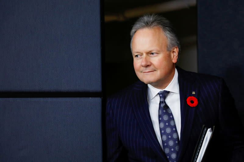 End of Poloz era at Bank of Canada may open door to first female governor