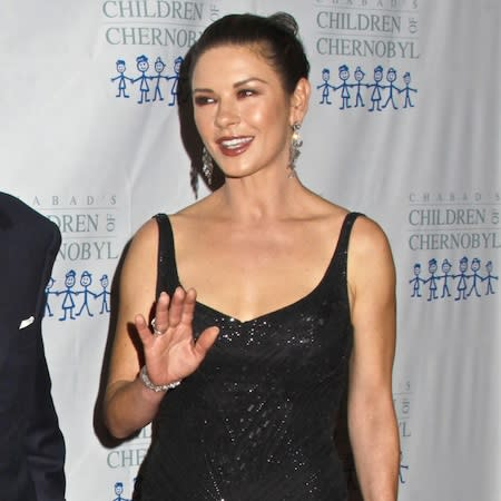 Catherine Zeta-Jones not a fan of 80s fashion