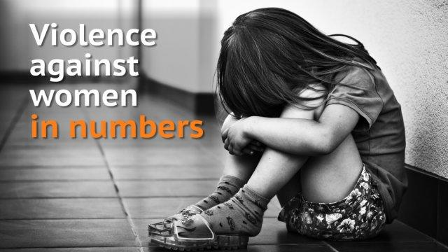 International Violence Against Women's Day 2016 by the numbers