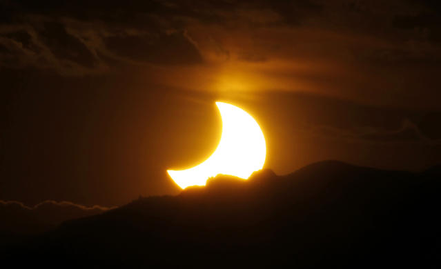 Most cities in the U.S. will see at least a partial solar eclipse.