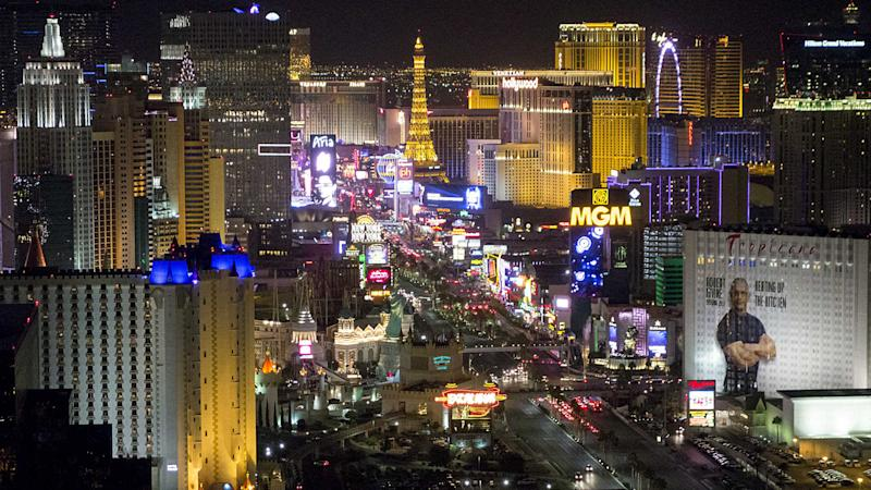With Raiders' move, Las Vegas becomes NFL fans' top game weekend destination