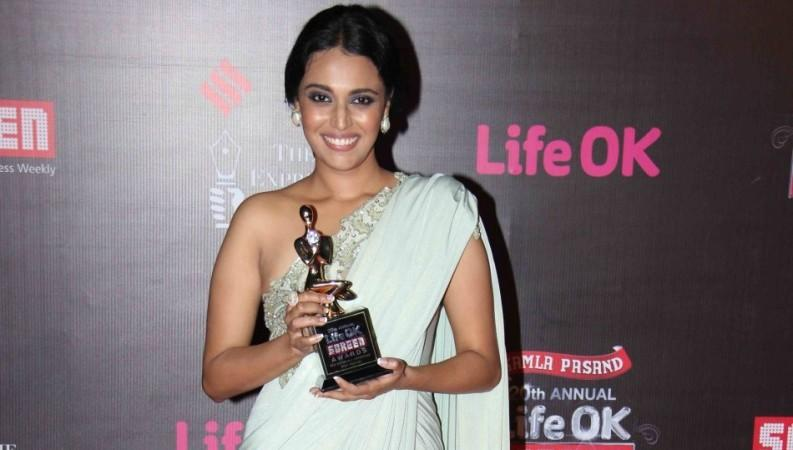 In a candid chat with International Business Times India, Swara Bhaskar revealed why this award is special for her.