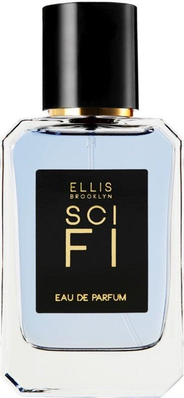 """<h3>Ellis Brooklyn Sci Fi Eau de Parfum</h3><br>After charming the beauty industry with its unique library of scents, NYC-based fragrance brand Ellis Brooklyn has landed at Ulta. We recommend starting with this gourmand Sci Fi fragrance, which has base notes of vanilla, green tea, and bergamot.<br><br><strong>Ellis Brooklyn</strong> Sci Fi Eau de Parfum, $, available at <a href=""""https://go.skimresources.com/?id=30283X879131&url=https%3A%2F%2Fwww.ulta.com%2Fsci-fi-eau-de-parfum%3FproductId%3Dpimprod2017200%23locklink"""" rel=""""nofollow noopener"""" target=""""_blank"""" data-ylk=""""slk:Ulta Beauty"""" class=""""link rapid-noclick-resp"""">Ulta Beauty</a>"""