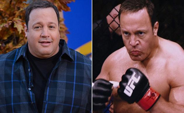 """Kevin James as Scott Voss in """"Here Comes the Boom"""""""