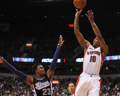 Ben McLemore must improve defensively in his second season. (Anne-Marie Sorvin-USA TODAY Sports)