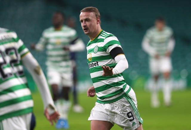 Leigh Griffiths has joined Dundee on loan