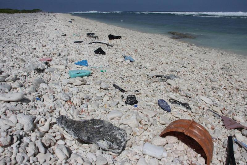 Great Pacific Garbage Patch: There Is an Island of Trash Twice the Size of Texas Floating in the Ocean