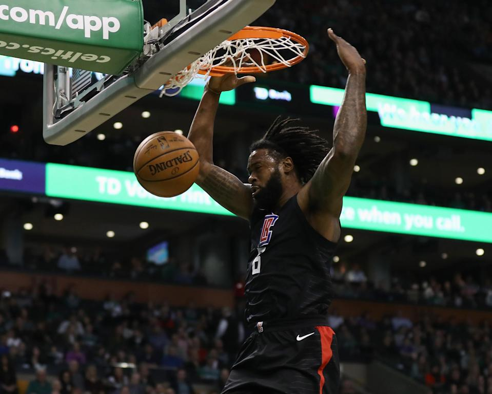 DeAndre Jordan has been a Clipper for a decade. (Getty Images)