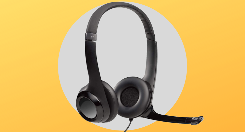 Logitech H390 Wired ClearChat Comfort USB Headset