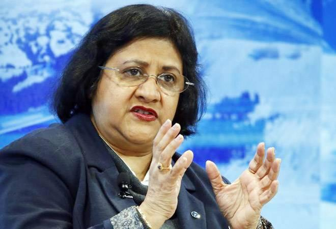 Arundhati Bhattacharya, who retired as chairperson of SBI, the country's  largest bank, on 6 October 2017, is also likely to draw similar kind of  salaries as she joins the RIL board.<br />
